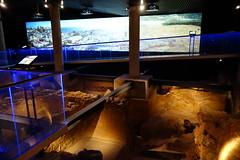 First view of the site (koukat) Tags: museo museum phonecian roman site artefacts cadiz archeological arqueologico romano fenicios fenicio andalucia spain espana travel drive gadir
