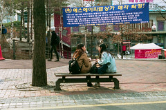 korea #35mmfilm (31lucass shots) Tags: korea seoul koreastreet travel 35mmfilm 135film superia800 fujifilm filmphotgraphy fujisuperia800 shootfilm minoltax700 minoltalens vintagecamera analoguefilm negativefilm