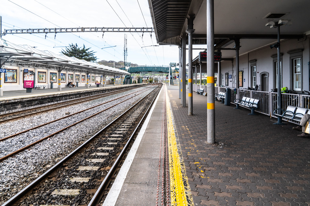 BRAY DALY RAILWAY STATION [COUNTY WICKLOW]-139473
