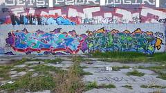 Peps & ... (colourourcity) Tags: streetart streetartaustralia streetartnow graffiti melbourne burncity awesome colourourcity nofilters original walkingthestreets burner heater peps pepsi pepske cka afp theboneyard