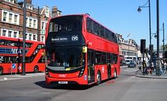 2617 Abellio London (KLTP17) Tags: 2617 abellio london adl enviro 400 mmc sn18klk 196 brixton