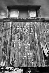 Old Railcar 2 (another_scotsman) Tags: railcar railway derelict tombstone arizona