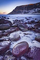 Unstad beach (Lukasz Lukomski) Tags: unstad beach plaża landscape longexposure lofoten lofoty norway norwegia norge lukaszlukomski nikond7200 sigma1020 scandinavia skandynawia europe island wyspa coast wybrzeże
