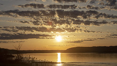 Saguenay Sunset (stephenisabellemaggie) Tags: sunset canon6d saguenay quebec canada ef70200mmf28lisiiusm