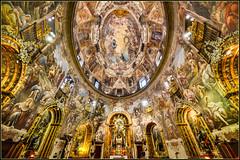 San Antonio de los Alemanes (Totugj) Tags: nikon d5100 sigma 816mm san antonio de los alemanes madrid españa europa europe iglesia igreja interior église church chiesa templo tempio