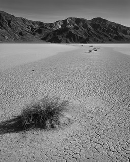 Racetrack Valley, Death Valley National Park, California 2018