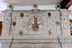 "Carving (GATACA1952) Tags: ""baddesleyclinton"" ""nationaltrust"" warwickshire ""statelyhome"" historical history wood carving mantle"