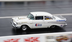 chevy_8721 (Fast an' Bulbous) Tags: drag race car track fast speed power acceleration panning nikon motorsport santapod