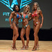Figure Master's - 2nd Nancy Nehme 1st Erica Murphy 3rd Edith Lacroix