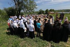 35. Вознесение Господне в Никольском 17.05.2018