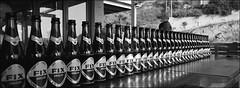 """""""Ich weiß nicht, ich habe heute schon den ganzen Tag so einen versteckten Durst."""" (Datterich) (fluffisch) Tags: fluffisch crete kreta matala greece hasselblad xpan panorama 45mmf40 rangefinder messsucher analog film adox silvermax"""