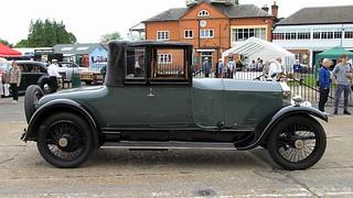 1922 Rolls-Royce 20 Doctors Coupe KK 9630