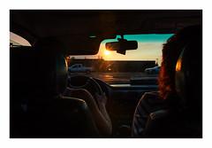 drive (philippe*) Tags: bozeman car driving urban