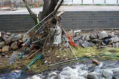 20180513-09-Storm damage after rivulet flood of 2018 (Roger T Wong) Tags: 2018 australia hobart rogertwong sel2470z sony2470 sonya7iii sonyalpha7iii sonyfe2470mmf4zaosscarlzeissvariotessart sonyilce7m3 tasmania damage flood rivulet water