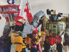 Join the team #transformers #grimlock