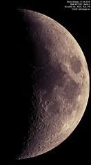 mondmosaik21042018_1_lab (astropage_eu) Tags: mond moon krater crater oberfläche surface