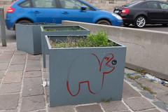 Turtle (SReed99342) Tags: budapest hungary turtle graffiti