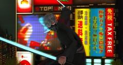 (휘영+미정) Tags: kastro gb kimono neon ninja