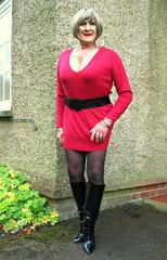 Denredwool-001 (fionaxxcd) Tags: crossdresser crossdressing m2f mtf transvestite tranny trannie tgirl tgurl ladyboy