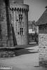 Vannes 1/13 (Fotomaniak 53) Tags: monochrome château parc vannes 56