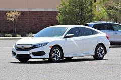 Honda Civic (ashman 88) Tags: honda civic car automobile hondacivic candid