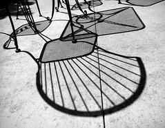 Chair Chiaroscuro 2 (TPStearns) Tags: monochrome blackandwhite bw shadow