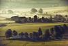 Lippe- Sonneborn (Karsten Höhne) Tags: lila lippe gehöft nebel landschaft barntrup