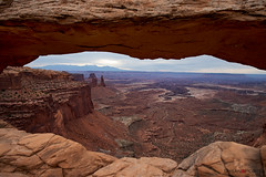 Traditional View (ThoughtSusan) Tags: canyonlandsnationalpark moab utah redrock mesaarch islandinthesky