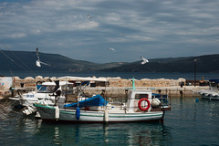 Peschereccio (Stefano Silvestri) Tags: barche mare primavera spring croatia cresisland valun cherso sony sonya580 sony16105
