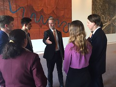 NT students, National Schools Constitutional Convention, Canberra, 20/03/2018