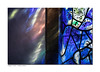 Stained glass by Marc Chagall - 3 (hehaden) Tags: window stainedglass marcchagall church tudeley kent allsaintschurch