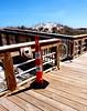 P4010114 (photos-by-sherm) Tags: carolina beach nc north atlantic ocean boardwalk sand swimmers sun bathing spring