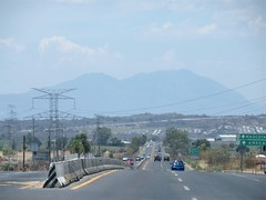 Hazy mountain view from from Highway 70 near El Arenal, Mexico (Paul McClure DC) Tags: elarenal mexico jalisco apr2018 tequilacountry scenery