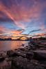 Oranga Barangaroo (AegirPhotography) Tags: sunrise dawn landscape seascape ocean sea water coast clouds sky sandstone rocks barangaroo park headland sydney australia