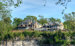 Riverside Living, on the Tennessee River (ap0013) Tags: house home mansion river riverside florence alabama tennesseeriver florencealabama al florenceal