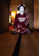 Fukuya (jnhPhoto) Tags: beauty japan jnhphoto kyoto maiko geisha geiko fukuya