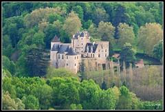 Chateau (Beynac et Cazenac, Francia, 2-5-2009) (Juanje Orío) Tags: francia beynac 2009 france castillo castle