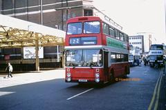 East Yorkshire 921 (NJI 9254 ex SDC 145H) (SelmerOrSelnec) Tags: eastyorkshire leyland atlantean northerncounties nji9254 sdc145h hull kingstonuponhull collierstreet teesside clevelandtransit rebody bus
