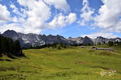 Malga Termoncello - Trentino Italy (Biagio ( Ricordi )) Tags: termoncello malga trentino italy dolomiti cunevo montagna prati nuvole