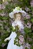 (cyranka) Tags: aishat blackcherrydolls cyrankasewing bonnet lilac bjd doll spring wiosna bez