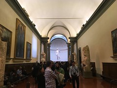Michelangelo's David (brimidooley) Tags: art gallery museum city travel david michelangelo tuscany toscana italia italy europe europa firenze florence italie italien citybreak sightseeing florenz florens florencia