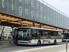 Setra S315NF Kéolis Atlantique (ChristopherSNCF56) Tags: setra s315nf bus tan transport commun urbains haluchere batignolles nantes keolis atlantique