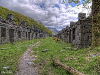 Anglesey Barracks, Dinorwic