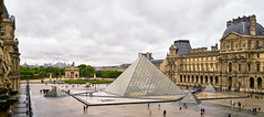 Louvre Museum (szeke) Tags: louvre museum paris france buildings square landmark architecture