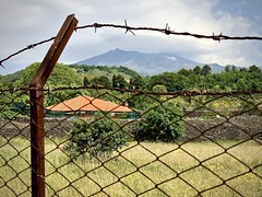 Etna, fenced (kimbar/Thanks for 3.5 million views!) Tags: mtetna etna sicily volcano fence farm barbedwire
