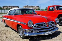 Chrysler New Yorker Deluxe '55 (Martin J. Gallego. Siempre enredando) Tags: clasicos classiccars classic youngtimer oldtimer oldcar chrysler newyorker chryslernewyorker