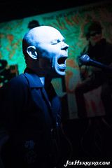 The Flaming Sideburns (Joe Herrero) Tags: aprobado l garage punk bolo gig concert club