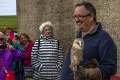 Barn Owl (tatlmt) Tags: europe scotland uk unitedkingdom orkneyislands barn owl