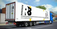 Updating ReedBoardall Skin Pack [ETS2] (gripshotz) Tags: reed boardall ekeri trailer man tgx skin mod euro truck simulator ets 2