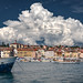 Spectacular Cloud over Rovinj